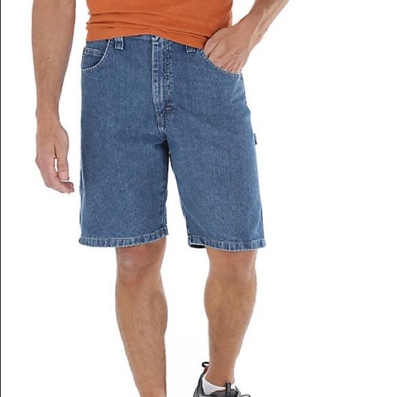Wrangler Other - Wranglers carpenters jean cotton shorts  Sz 42